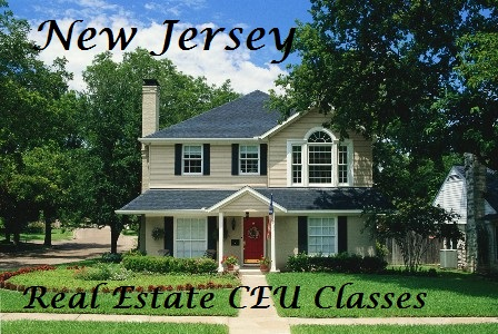 NJ Real Estate CEU